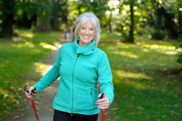 benefici nordic walking