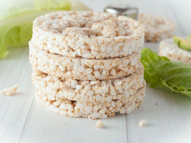 Caratteristiche nutrizionali delle gallette di riso