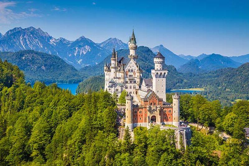 castello di neuschwanstein biglietti