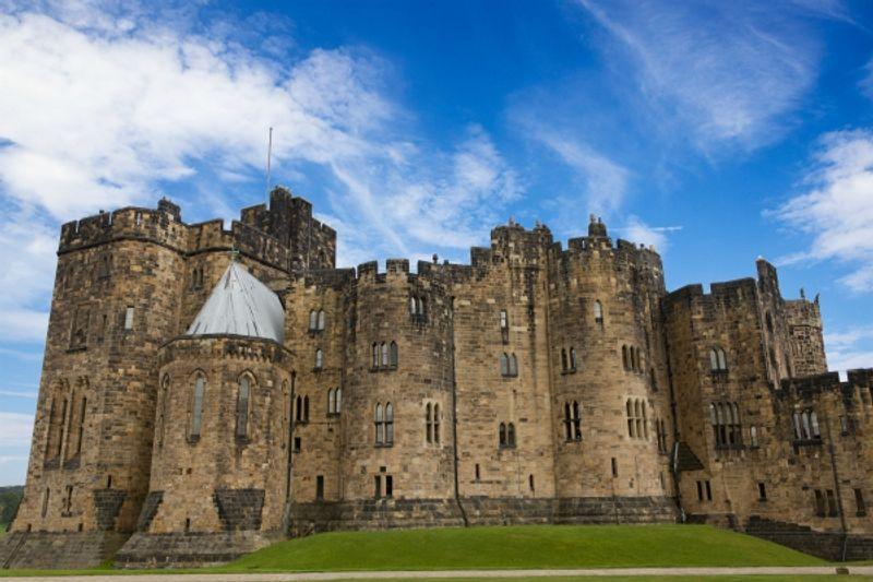 castello Hogwarts dove si trova