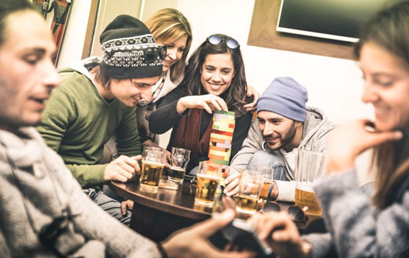 come giocare al gioco dell'oca alcolico