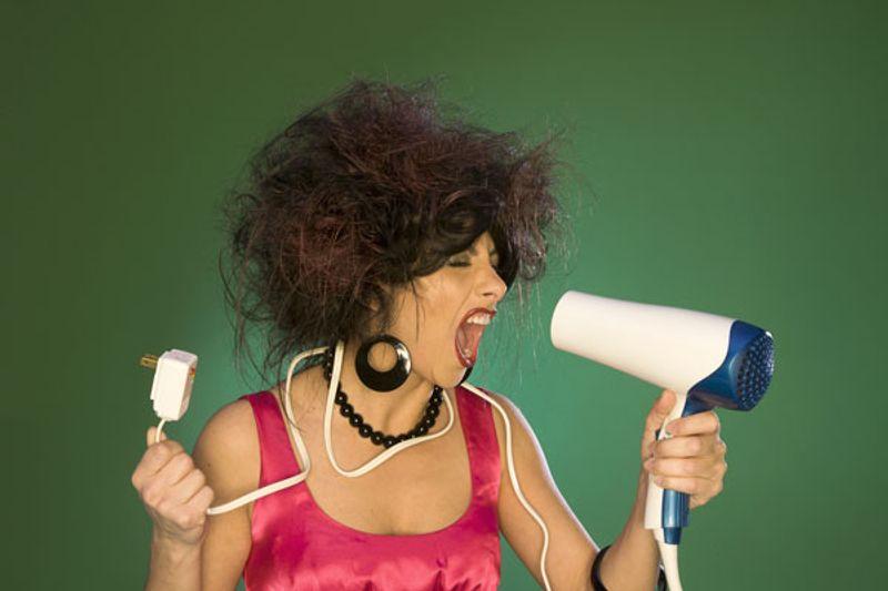 come lavare i capelli ricci