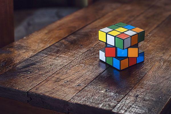 come risolvere il cubo di Rubik1