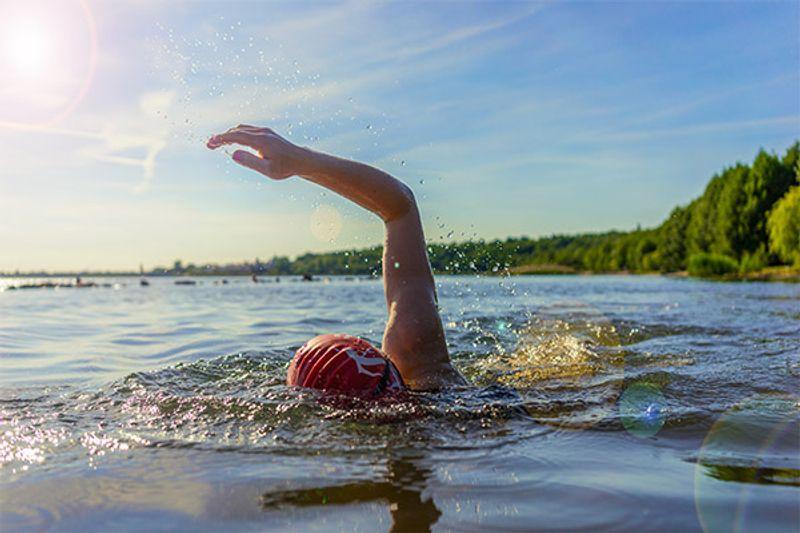 Corsi di swimtrekking