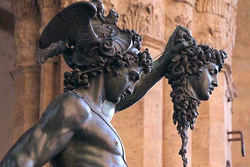 Dèi greci
