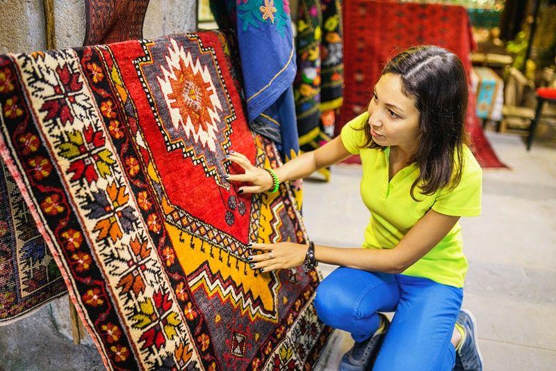 Dove comprare tappeti persiani Milano
