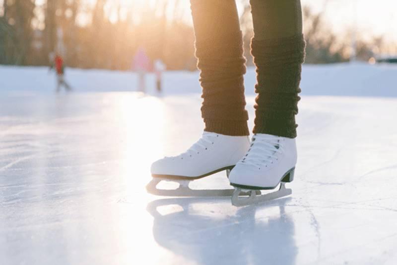 dove fare pattinaggio sul ghiaccio a bari