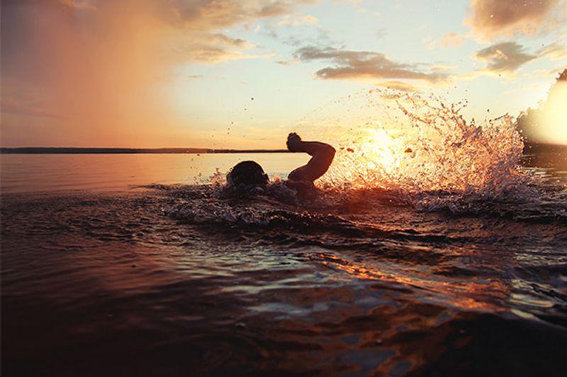 dove fare swimtrekking