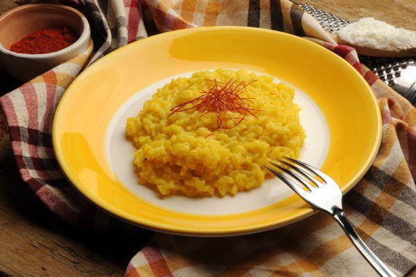 Dove mangiare il vero risotto alla milanese a Milano