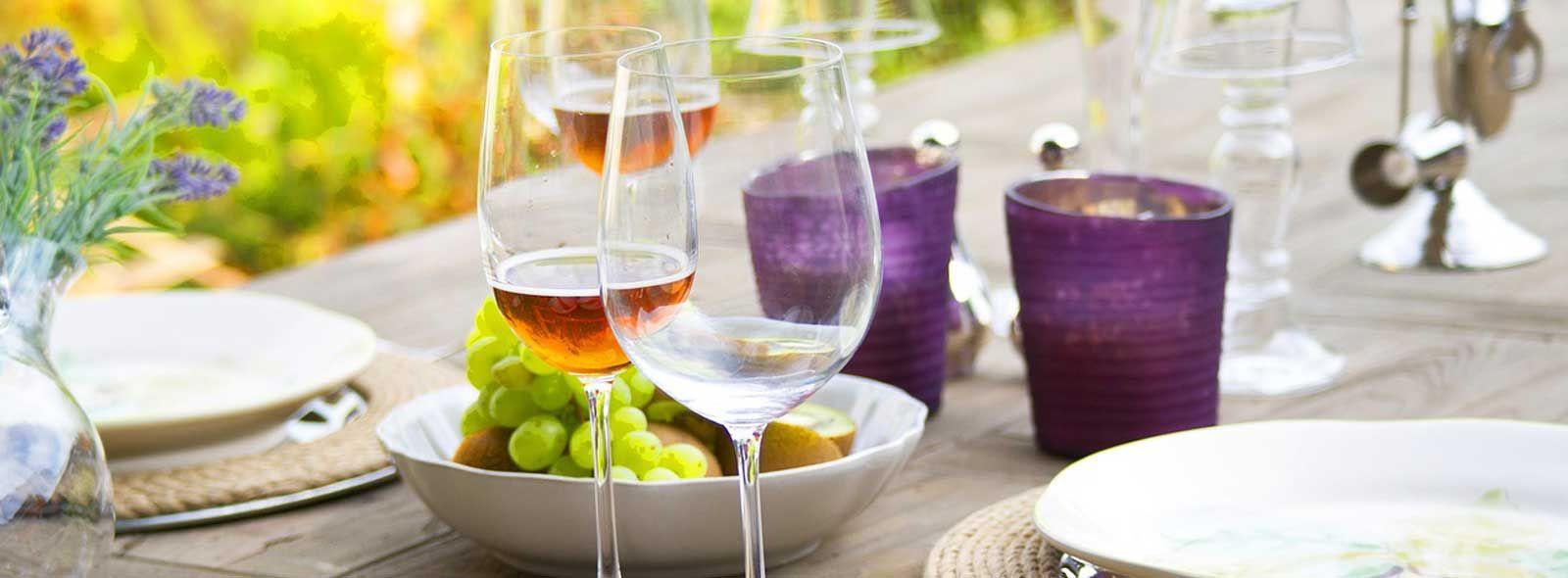 Accostamento del vino a tavola, le regole base del sommelier
