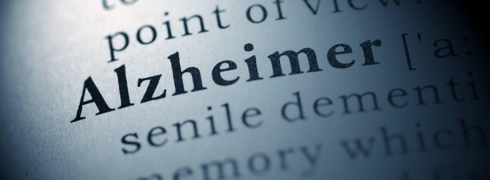 Alzheimer giovanile