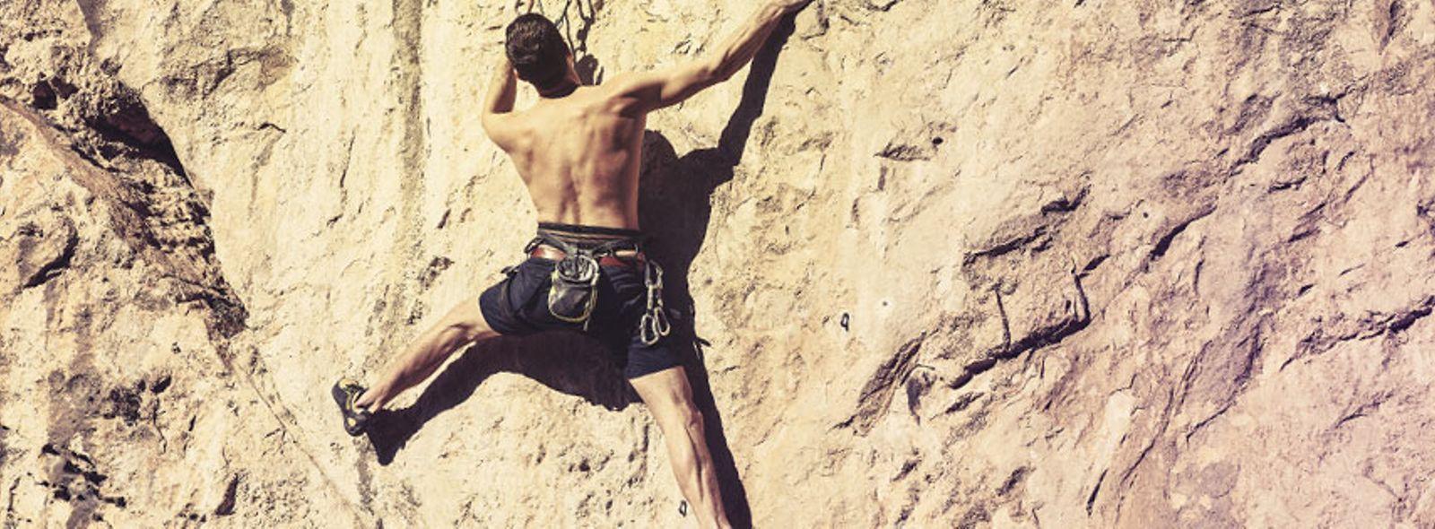 Attrezzatura per arrampicata sportiva