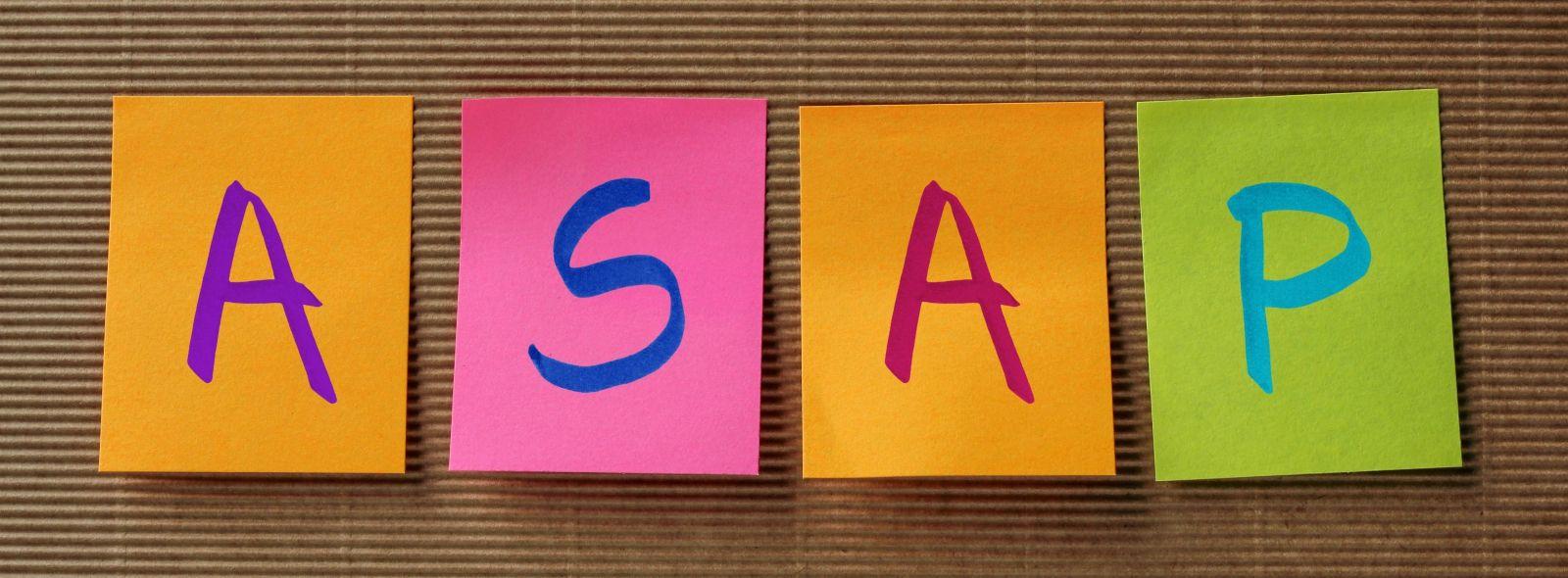 Asap acronimo: il significato