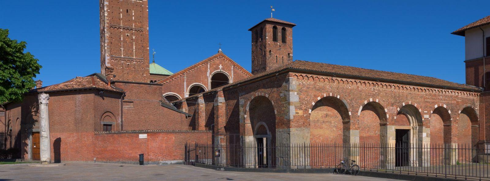 Basilica di Sant'Ambrogio: cosa vedere