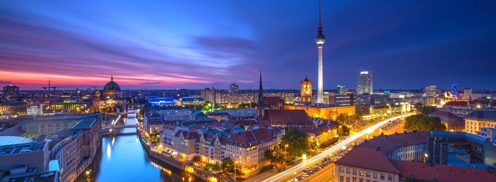 Berlino luoghi di interesse