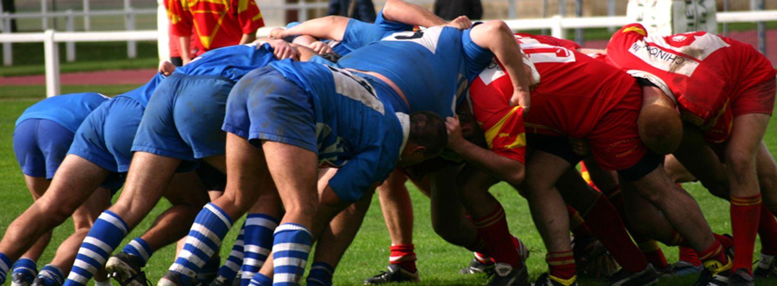 Campo da rugby