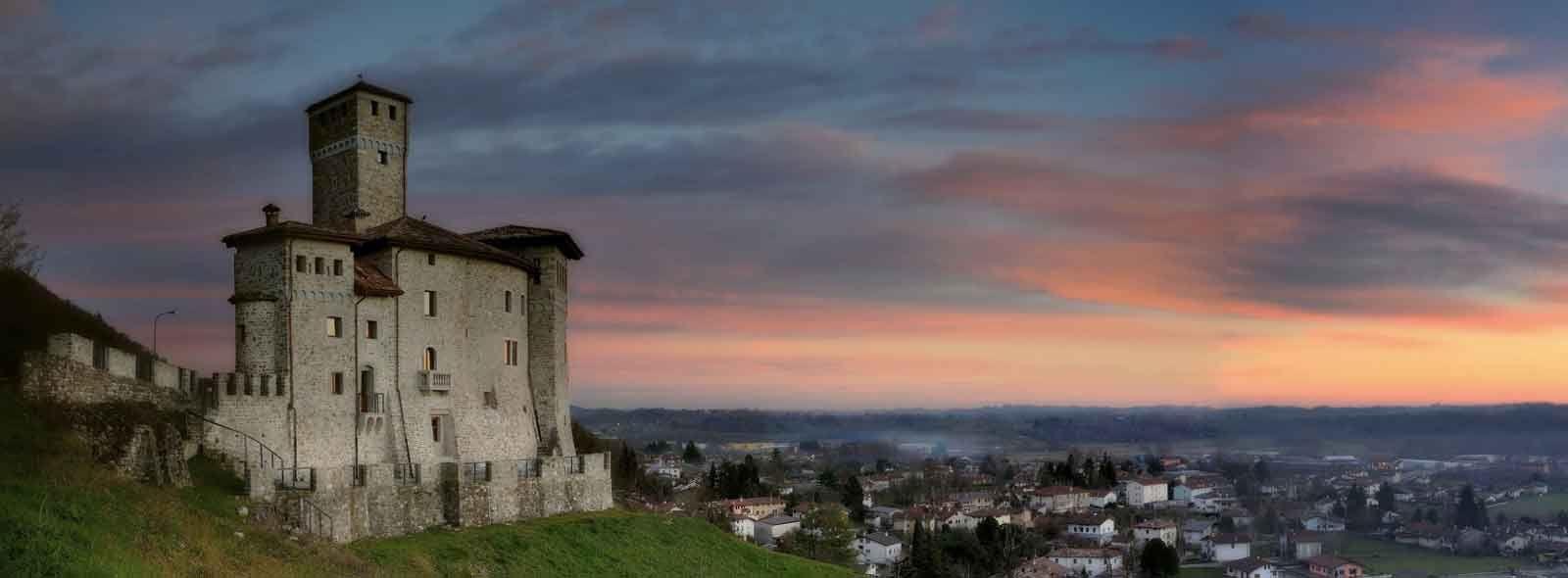 I più bei castelli friulani