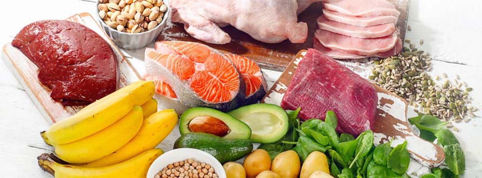 Quali sono i cibi ricchi di vitamina B