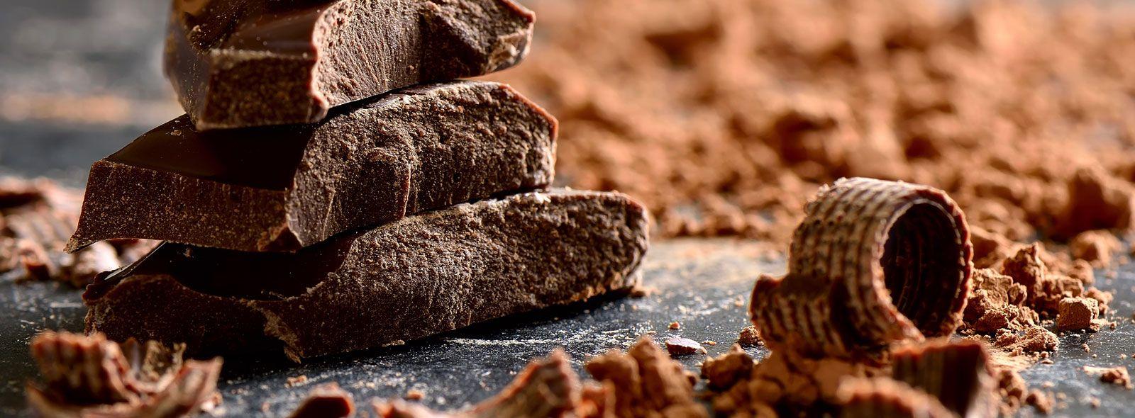 Cioccolato per celiaci
