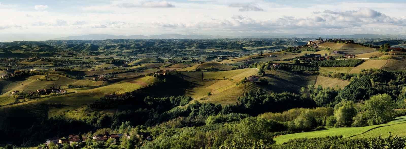 Qual è la cittadina piemontese del Roero?