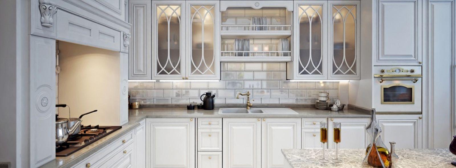 Quale colore scegliere per una cucina classica