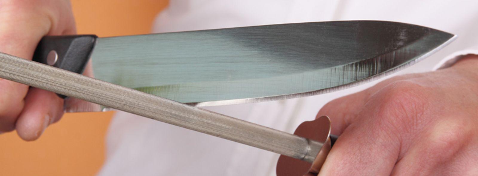 limare coltelli  Come affilare coltelli | Trovami