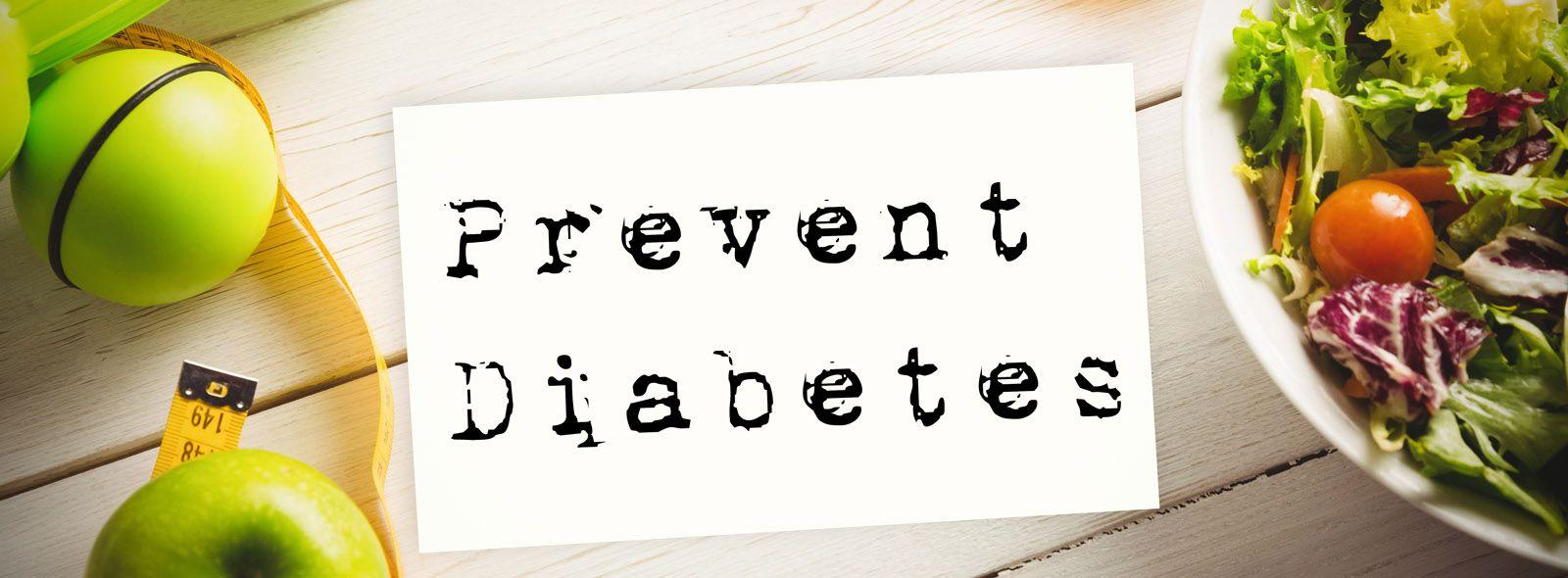Come prevenire il diabete
