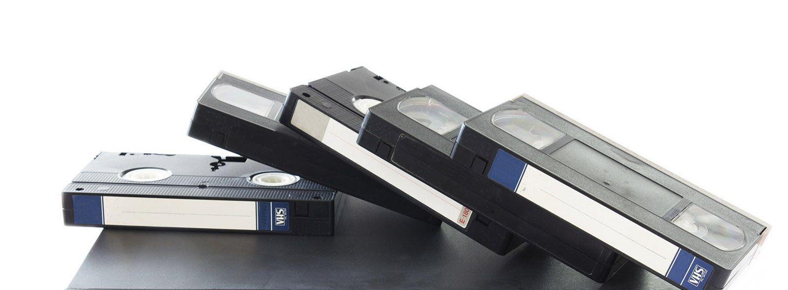 Come riciclare le videocassette