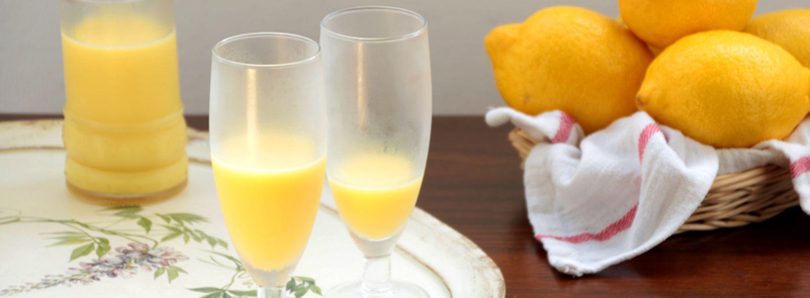 Come si prepara la crema di limoncello