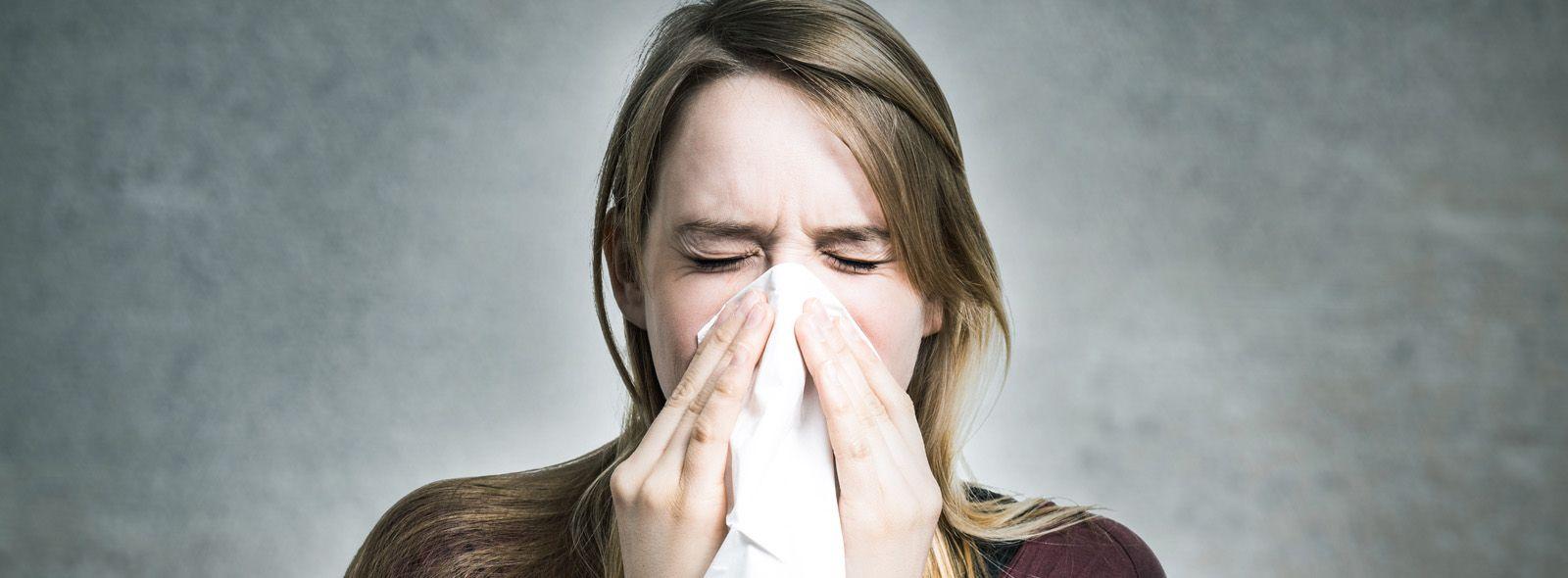 Le cause delle croste nel naso