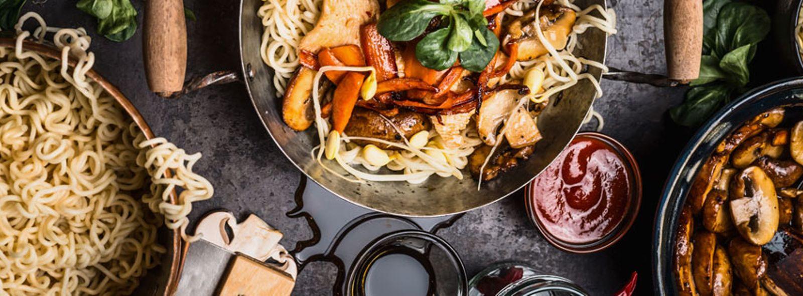 Cucina asiatica gourmet a Milano