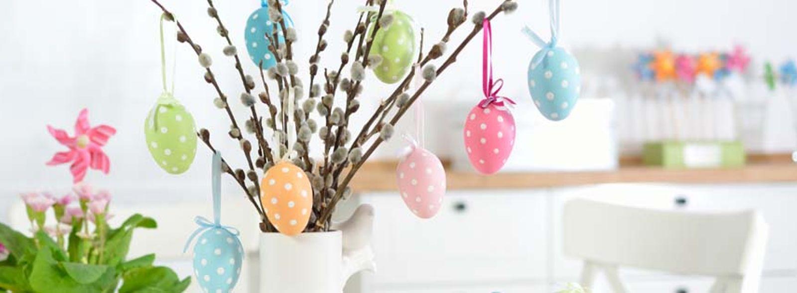 Come decorare la tavola a Pasqua