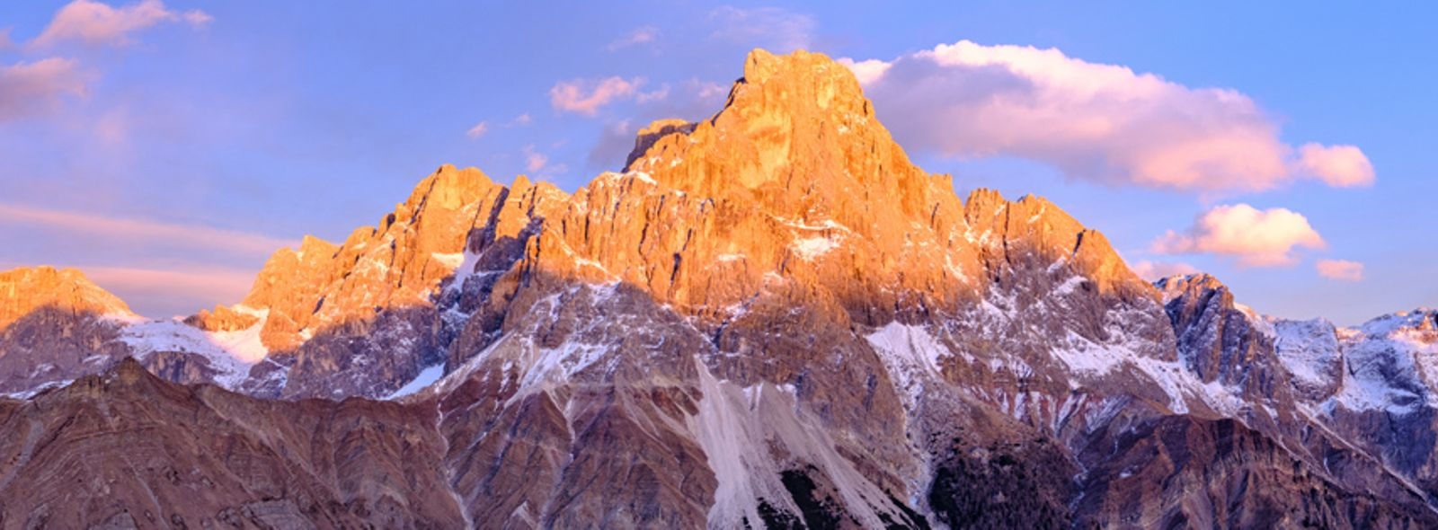 Dolomiti: le montagne