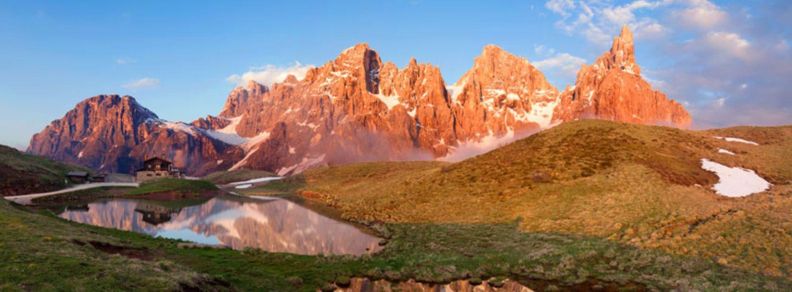 Dove andare in montagna ad agosto