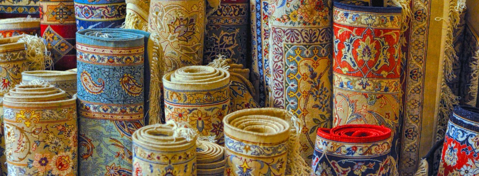 Dove comprare tappeti persiani Roma