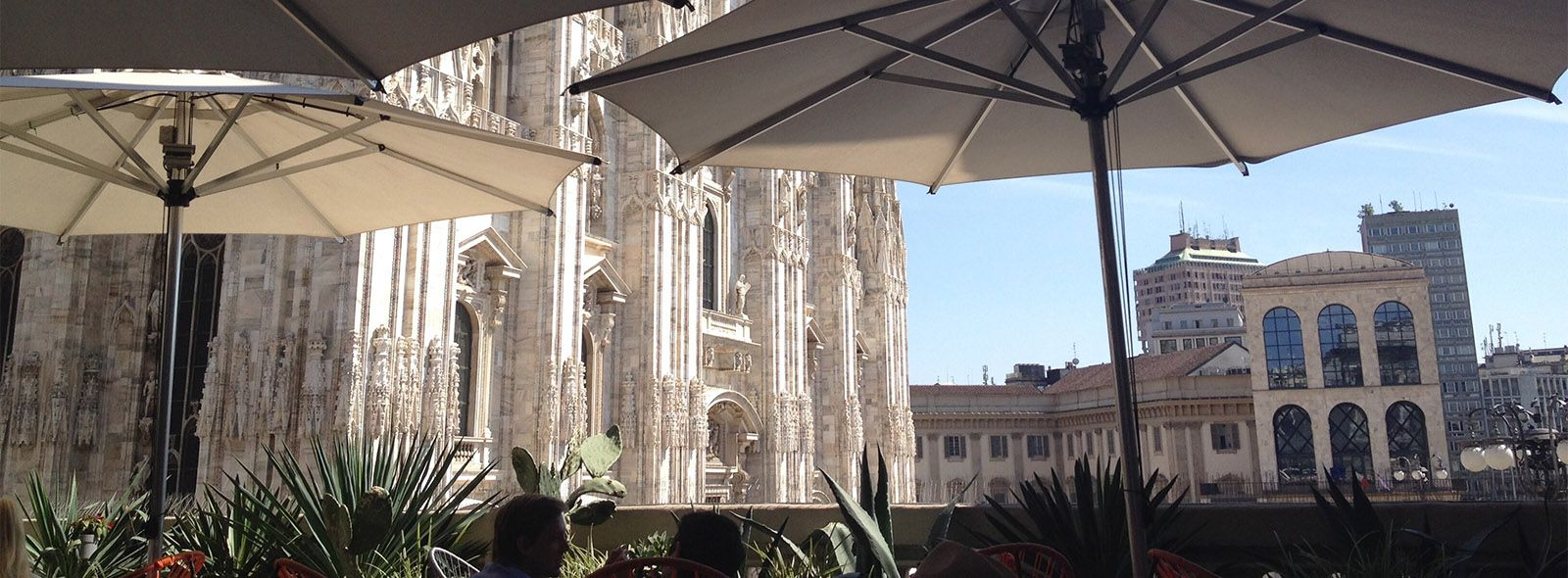 Dove fare aperitivi in terrazza a Milano
