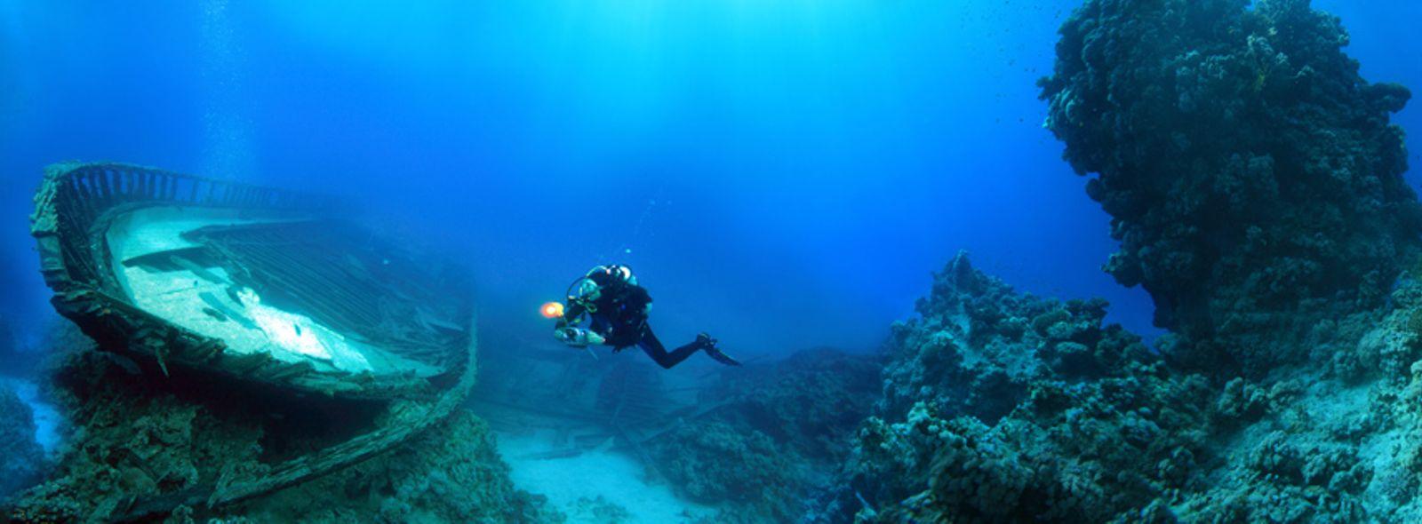 Dove fare immersioni in Italia