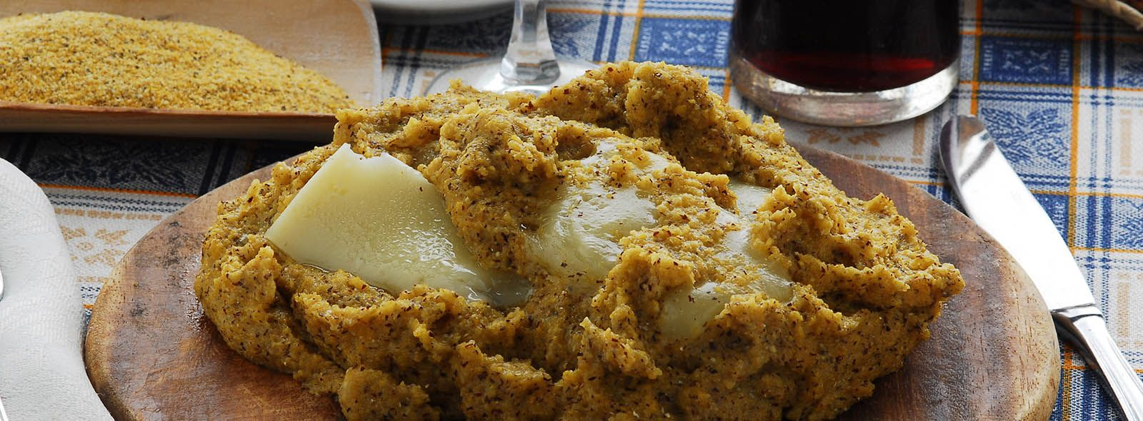 Dove mangiare polenta taragna a Bergamo