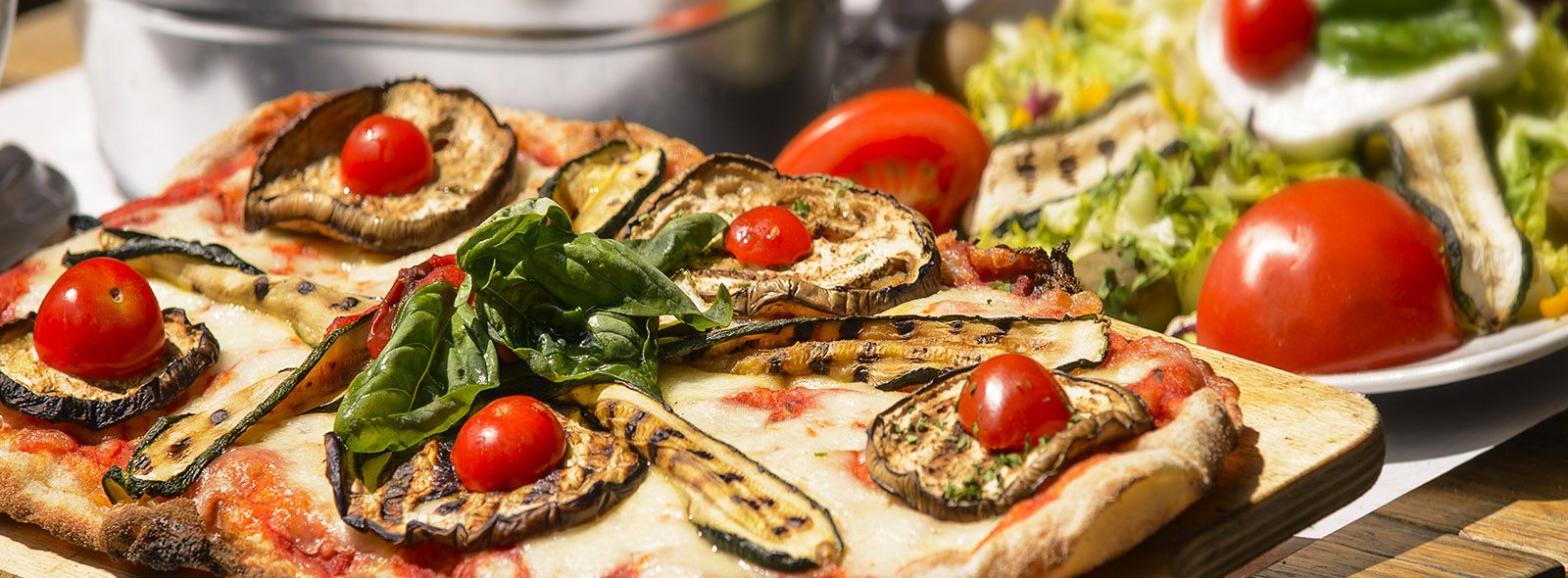 Dove ordinare pizza senza glutine a domicilio a Roma