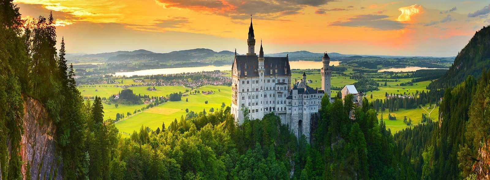 Dove si trova il castello di Neuschwanstein