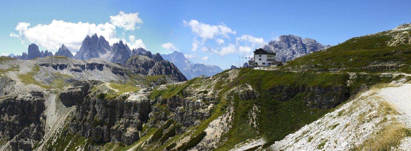 Elenco dei migliori rifugi nelle Dolomiti