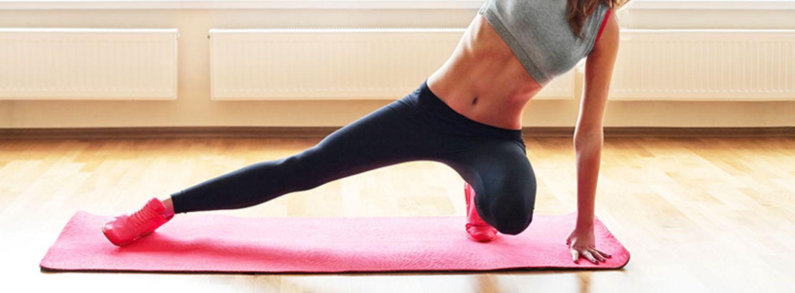 Migliori esercizi anticellulite per l'estate