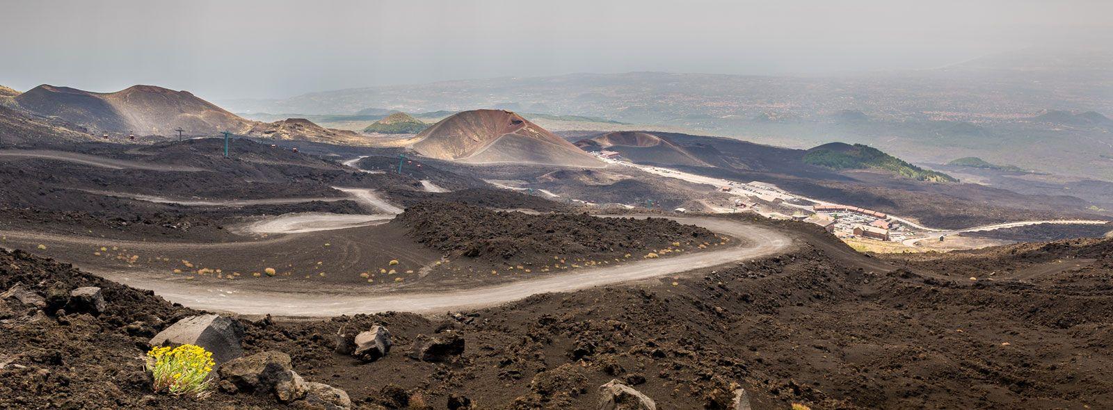 Etna escursioni