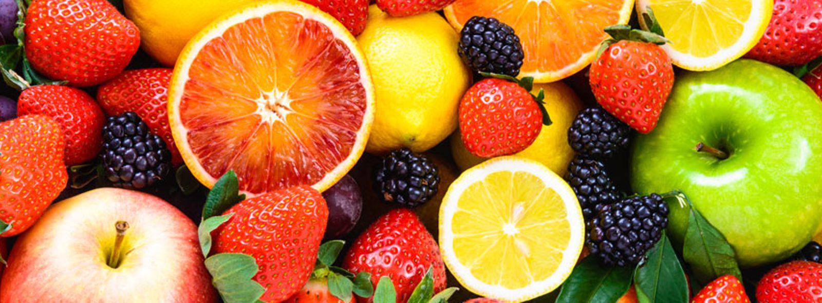 Tabella frutta di stagione