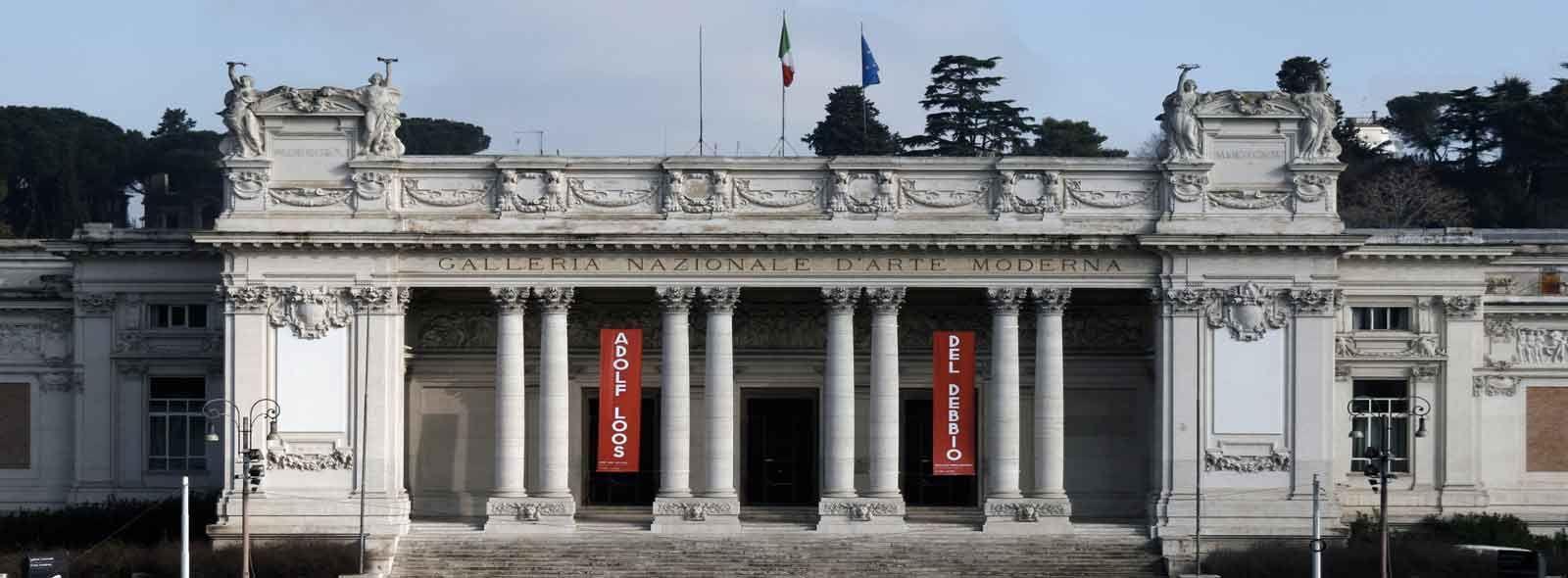 Gallerie d'arte moderna Roma
