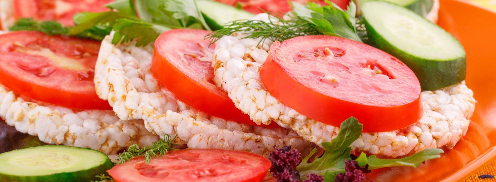Gallette di riso fanno male?