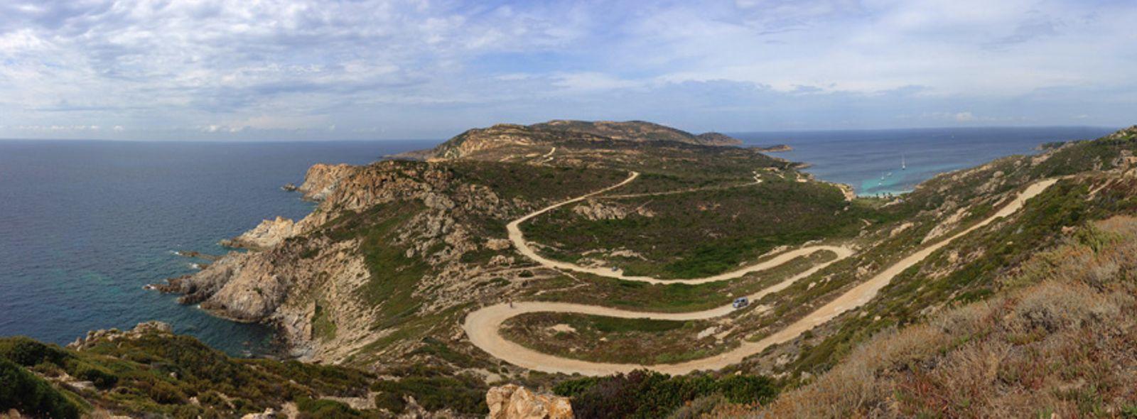 Giro della Corsica in auto