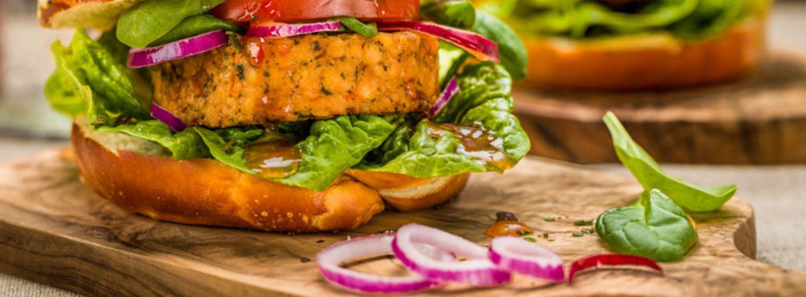 Hamburger vegani a Milano