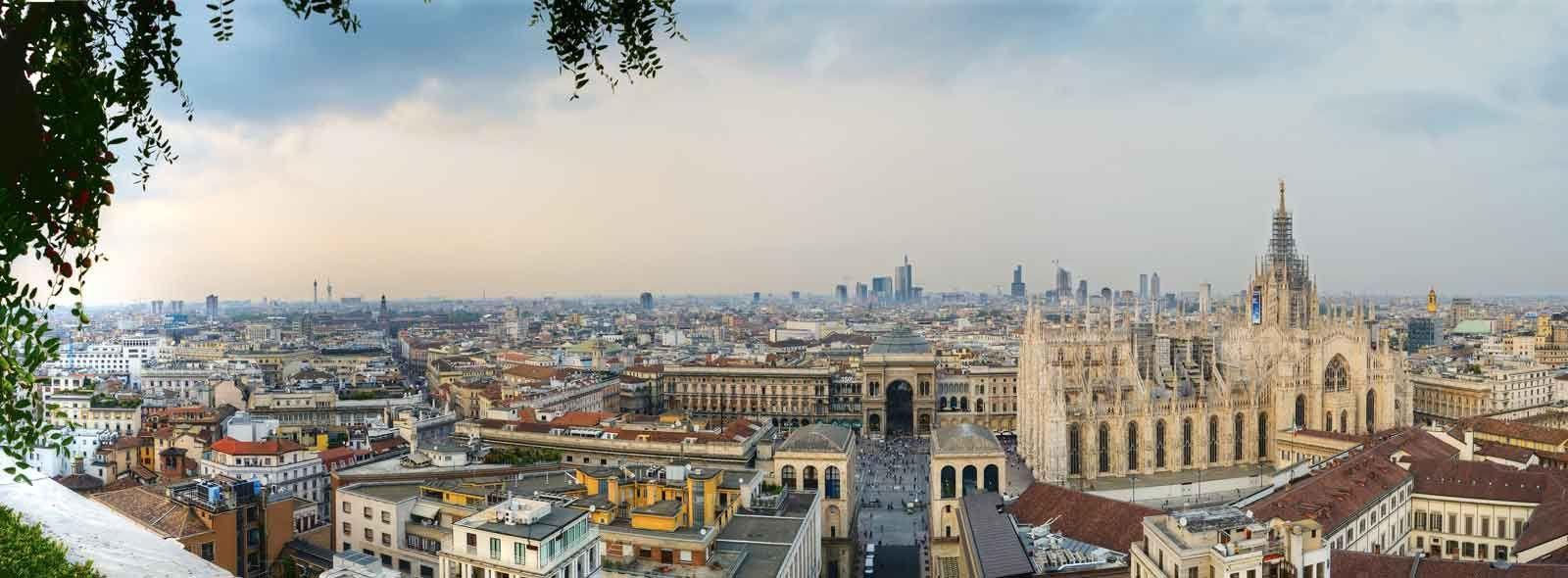 I più bei posti romantici Milano