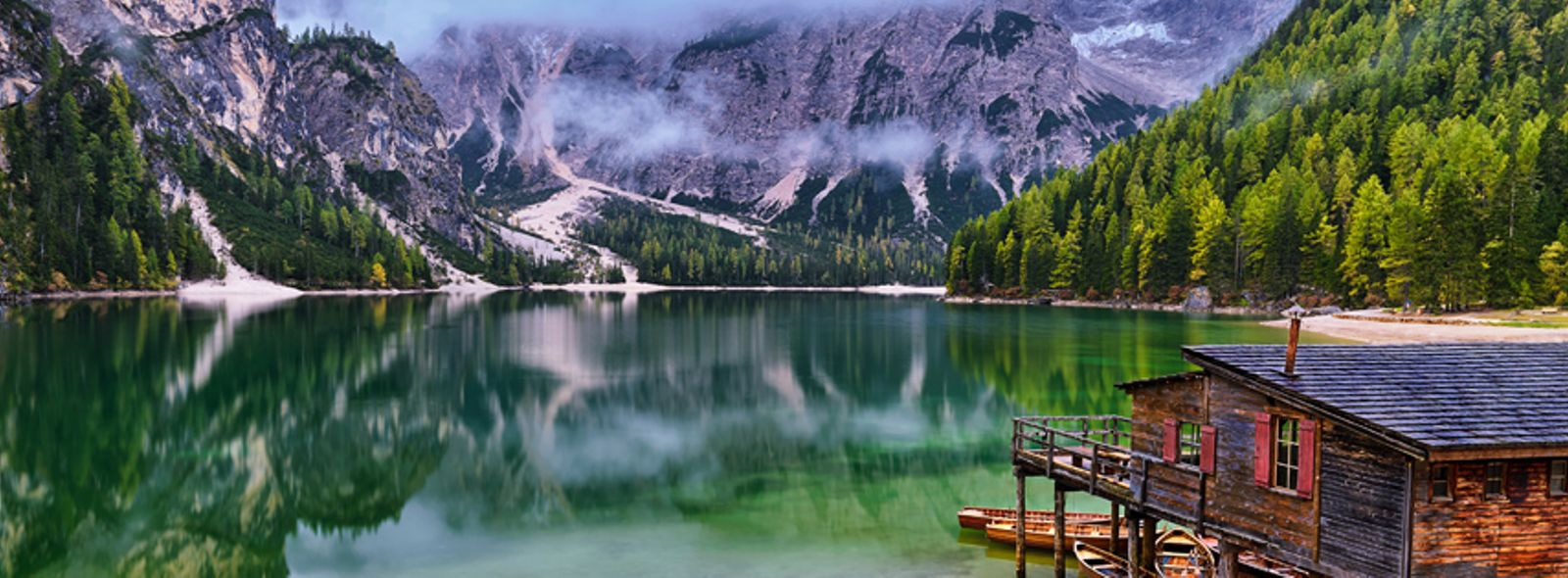 Lago di braies dove si trova trovami for Arredo ingross 3 dove si trova